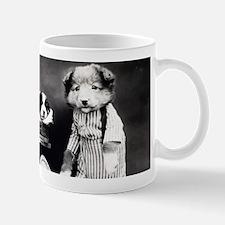 vintage puppies Mugs