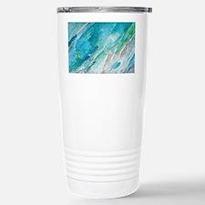 """Vibrant Flow"" Travel Mug"