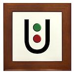 Utata Icon Framed Tile