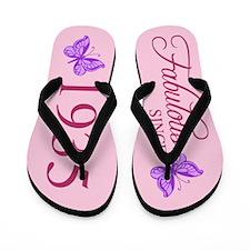 Fabulous Since 1935 Flip Flops