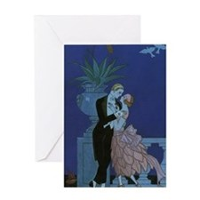 Vintage Art Deco Greeting Cards
