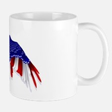 American Eagle Flag Mug