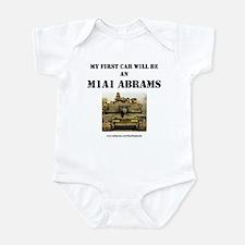M1A1 Abrams Infant Bodysuit