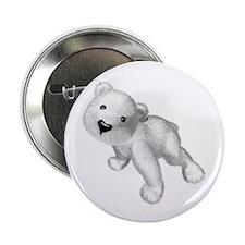 "Baby Polar Bear 2.25"" Button (10 pack)"