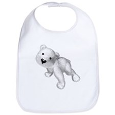 Baby Polar Bear Bib