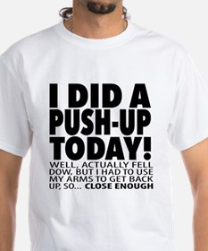 Push-up T-Shirt