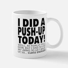 Push-up Mugs