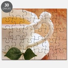 Tea cup with mint Puzzle
