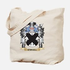 Cargill Coat of Arms - Family Crest Tote Bag