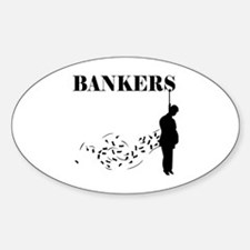 Hang the Bankers Decal