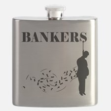 Hang the Bankers Flask