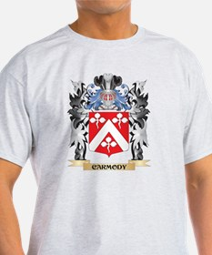 Carmody Coat of Arms - Family Crest T-Shirt