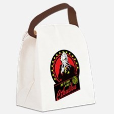 Better Call Cthulhu Canvas Lunch Bag