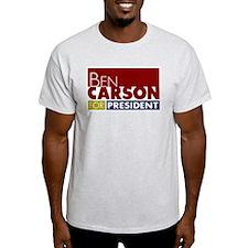 Ben Carson for President V1 T-Shirt