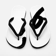 Funny Ava Flip Flops