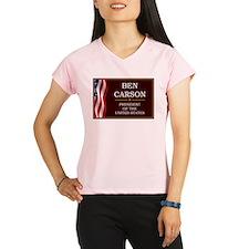 Ben Carson for President V Performance Dry T-Shirt