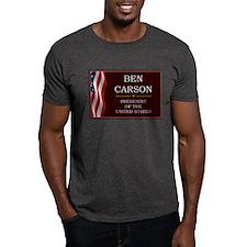 Ben Carson for President V3 T-Shirt