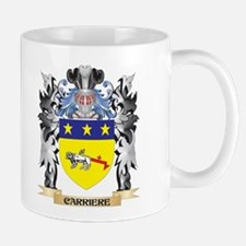 Carriere Coat of Arms - Family Crest Mugs