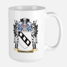 Carrington Coat of Arms - Family Crest Mugs