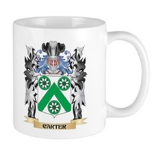 Carter Coat of Arms - Family Crest Mugs
