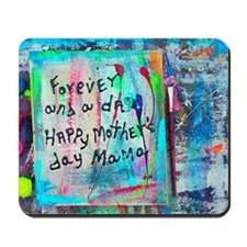 forever and a day Mousepad