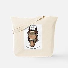 Thoroughbred dressage eventing ottb Tote Bag