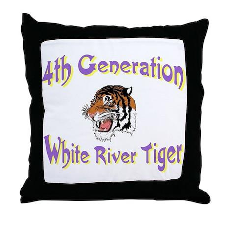 4th Generation Throw Pillow