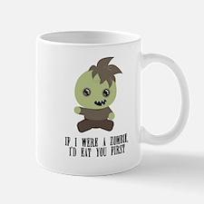 Lil Zombie Mugs