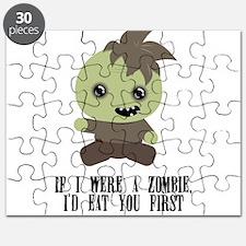 Lil Zombie Puzzle