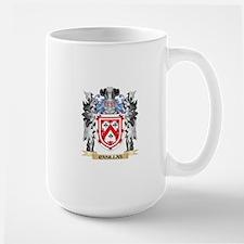 Casillas Coat of Arms - Family Crest Mugs