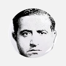 "Albert Anastasia, Mafia Gan 3.5"" Button (100 pack)"