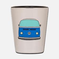 Unique Van Shot Glass