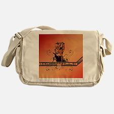 Skadeboarder Messenger Bag