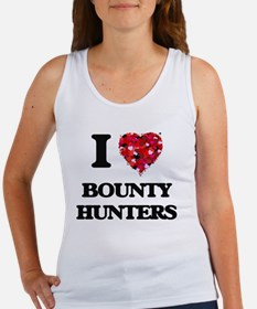 I love Bounty Hunters Tank Top