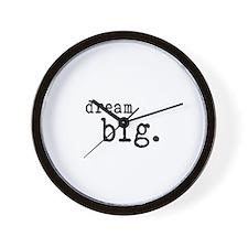 dBig Wall Clock