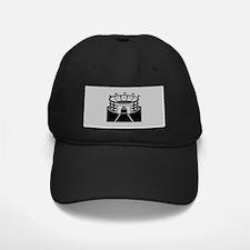 Black Stadium Baseball Hat