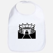 Black Stadium Bib