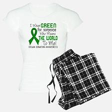 Organ Donation MeansWorldTo Pajamas