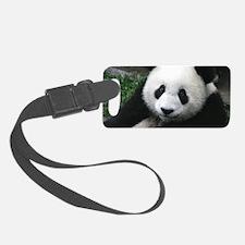cute panda Luggage Tag