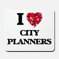 I love City Planners Mousepad