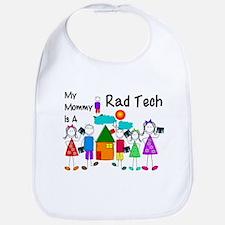 Radiology Tech Kid Bib