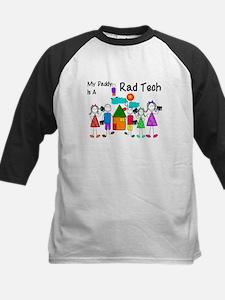 Radiology Tech Kid Baseball Jersey