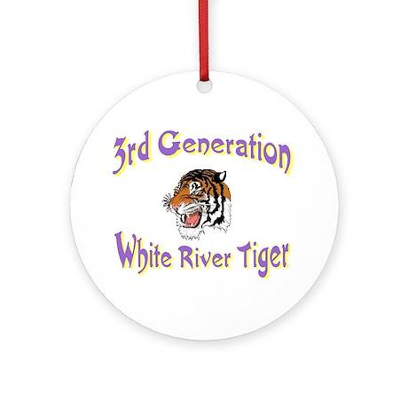 3rd Generation Ornament (Round)
