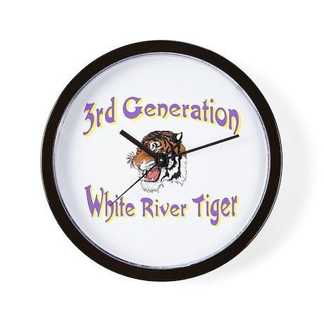 3rd Generation Wall Clock