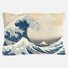 wave Pillow Case