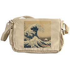 wave hello Messenger Bag