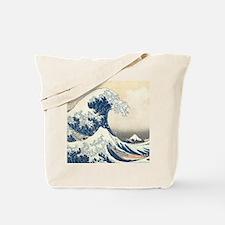 wave hello Tote Bag