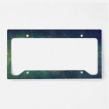 milkeyway detail License Plate Holder