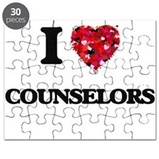 I love Counselors Puzzle