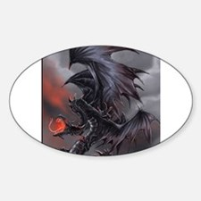 The Dragon of Despair Decal